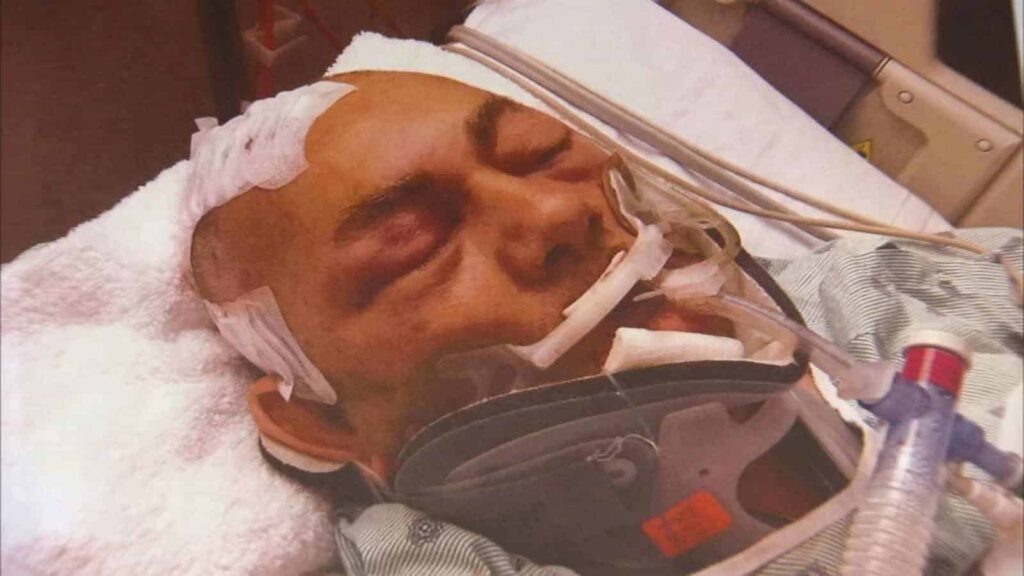 Anis Tunkegar, 64, died on Sept. 4, 2018, two days after he was kicked in the head in the course of an argument with an Uber driver in the West Loop