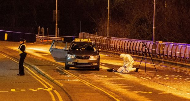 Taxi driver shot twice in Drogheda shooting