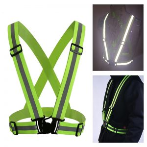 Outdoor Lightweight Warning Reflective Safety Vest