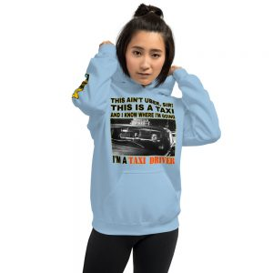 """""""THIS AIN'T UBER, SIR!"""" Soft & Smooth Unisex Heavy Blend Hoodie"""