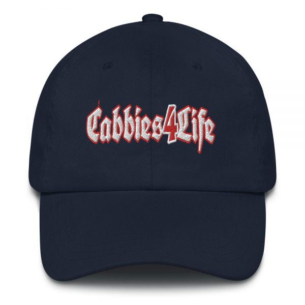"""""""CABBIES4LIFE"""" Yupoong Dad Hat"""