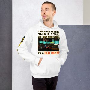 """""""THIS IS NOT AN UBER"""" Premium Soft & Heavy Blend Hoodie"""
