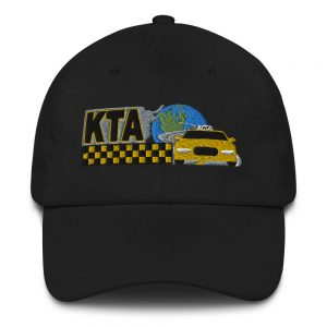 """KEEP TAXIS ALIVE – v1"" Embroidered Yupoong Dad Hat"