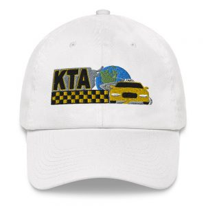 """""""KEEP TAXIS ALIVE – v1"""" Yupoong Dad Hat"""