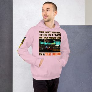 """""""THIS IS NOT AN UBER"""" Soft & Smooth Unisex Heavy Blend Hoodie"""