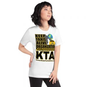 """KEEP TAXIS ALIVE ORGANIZATION"" Premium Bright Color T-Shirt"