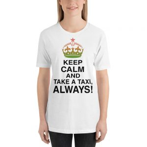 """KEEP CALM"" Premium Bright Color T-Shirt"