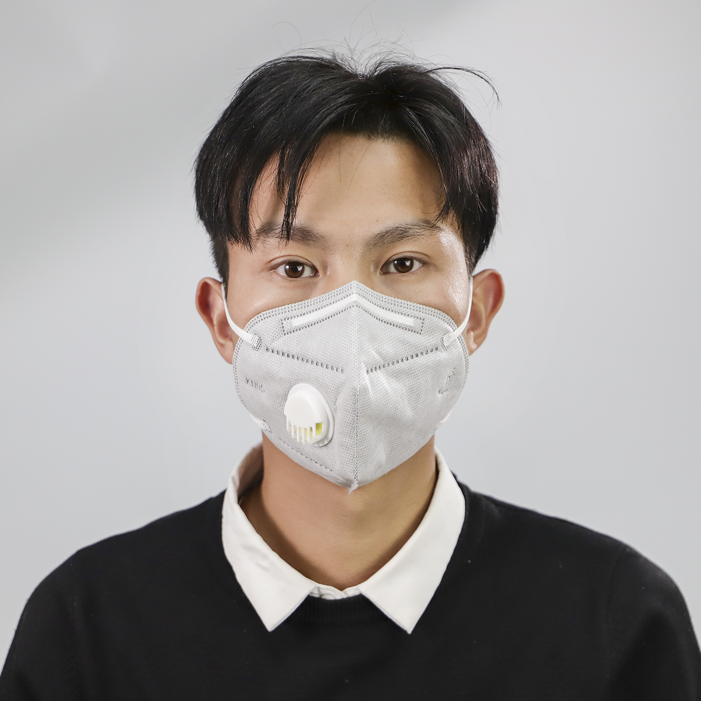 COVID-19 N95 (KN95) Medical-Grade Reusable Face Mask