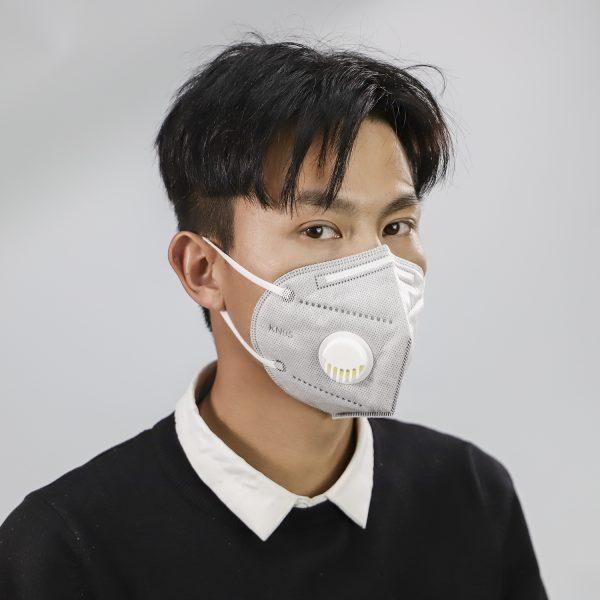 COVID-19 N95 (KN95) Medical-Grade Reusable Face Masks