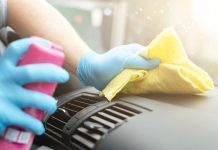 Cleaning and Disinfection of Your Vehicle