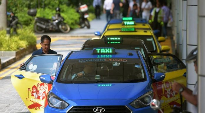 ComfortDelGro waives cab rental for one month amid closure of non-essential workplaces & schools