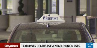 """10 GTA taxi drivers have died during pandemic"", said union president"