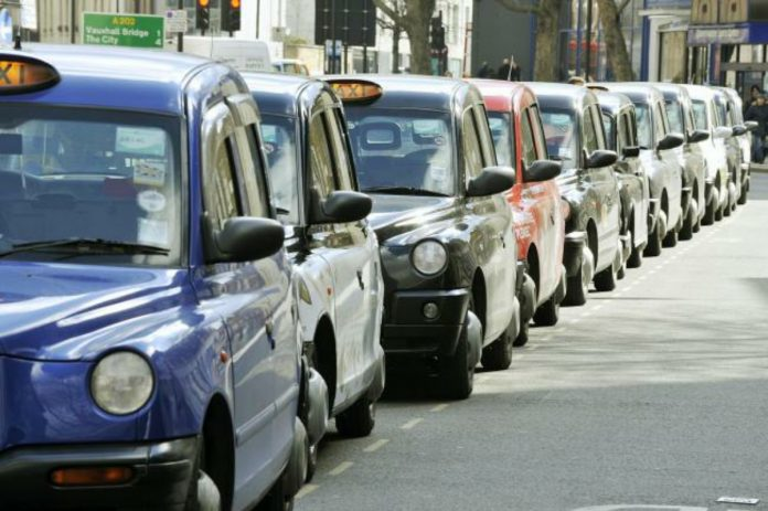 COVID-19 death rate is higher among male taxi drivers and security guards in England