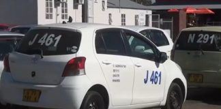 Taxi drivers in Namibia welcome a 15% taxi fare increase