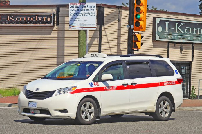 Taxi service 'significantly' limited in British Columbia due to COVID-19