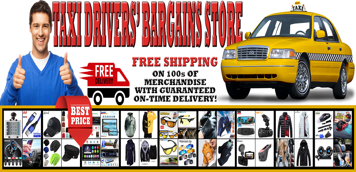 KTA Marketplace - The Taxi Drivers Bargains Store