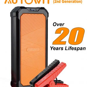 Autowit SuperCap 2 Battery-Less Portable Car Battery Jump Starter (2nd Generation)