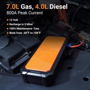 Autowit 12v 2nd Generation Battery Less Portable Car Battery Jump Starter2