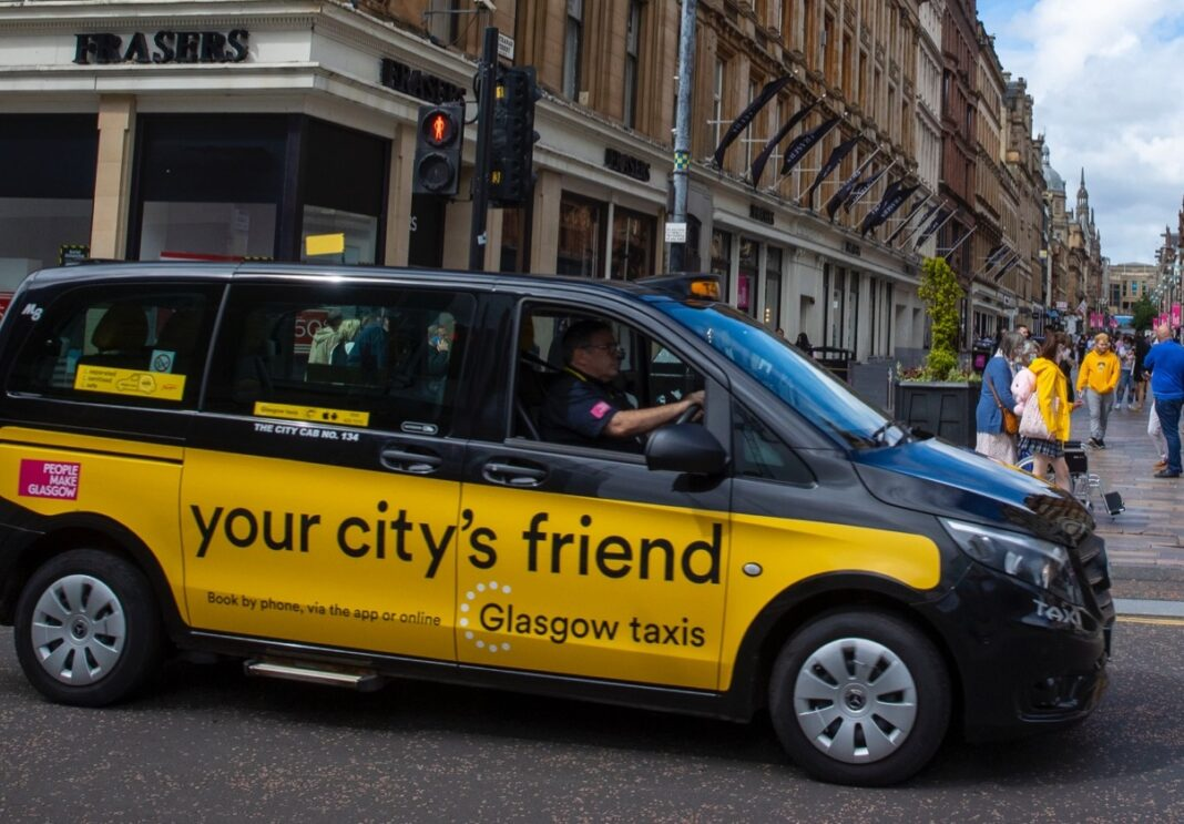KTA News - 'They forgot about us': Self-employed taxi drivers in Scotland face huge drop in earnings