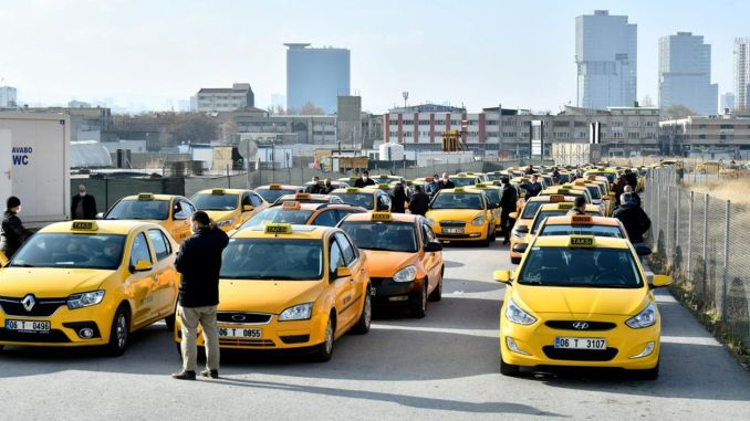 KTA News - Ankara Metropolitan Municipality Continues Its Support To Taxi Drivers