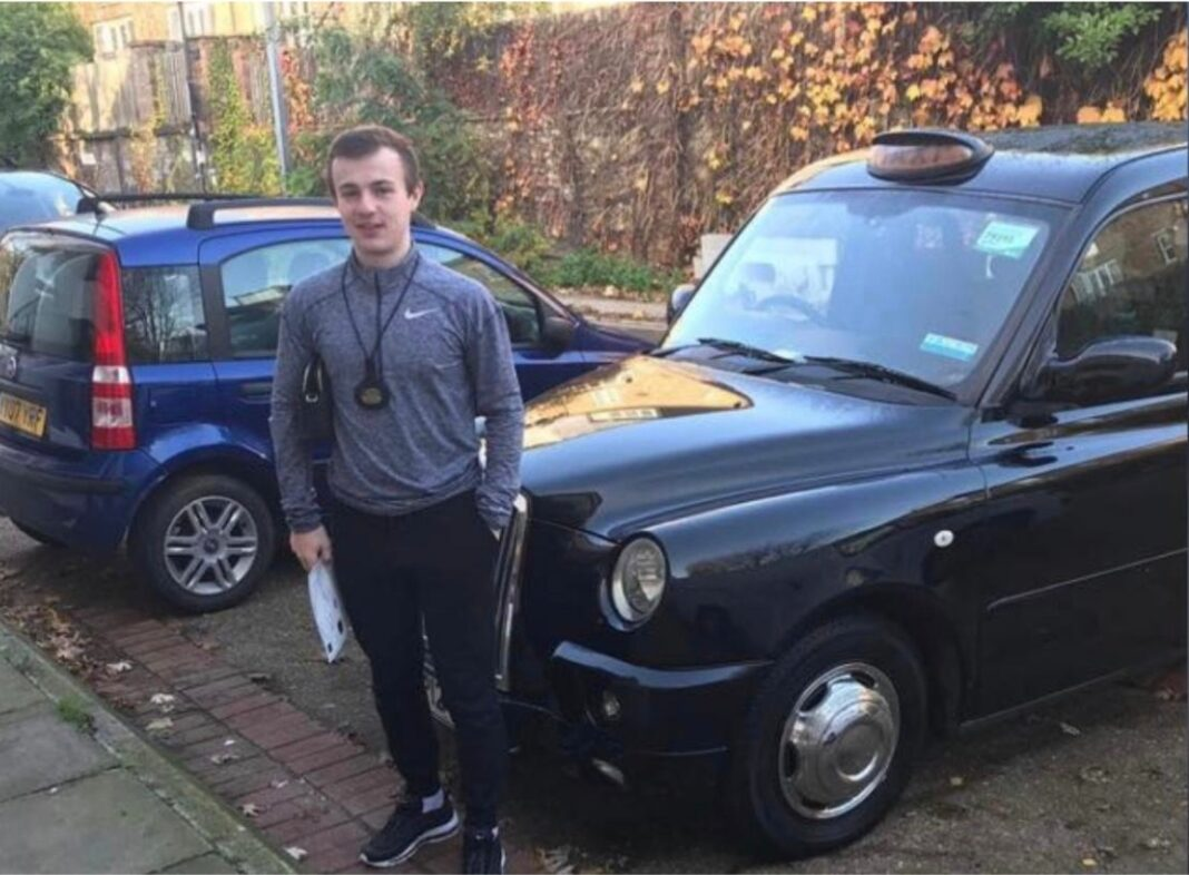 KTA Blog - Feeling 'defeated' by virus now a young cabbie runs scenic tours