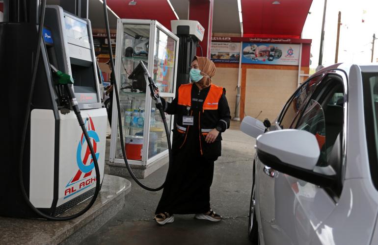 KTA News - Gaza women break down work barriers amid Israeli siege