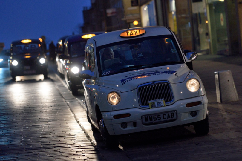 KTA Blogs - Scottish taxi drivers suffering financial hardship without government support